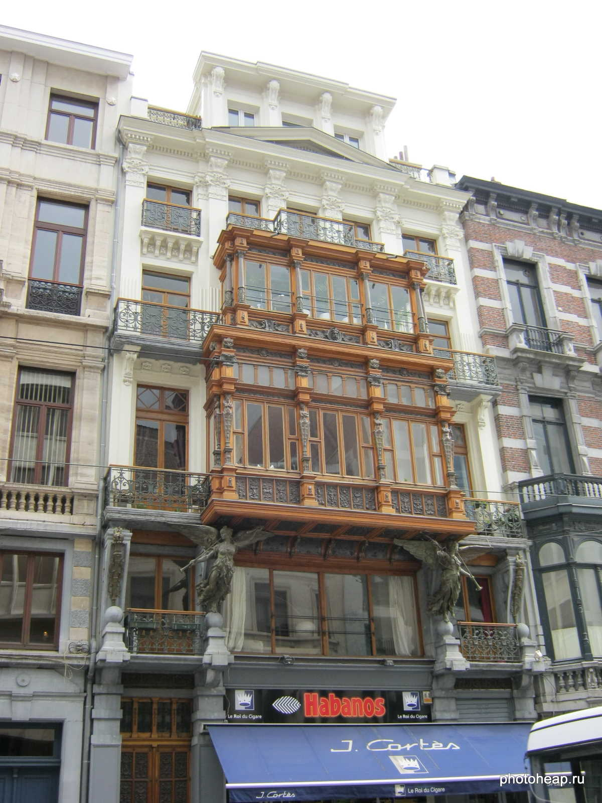 Brussels - balcony