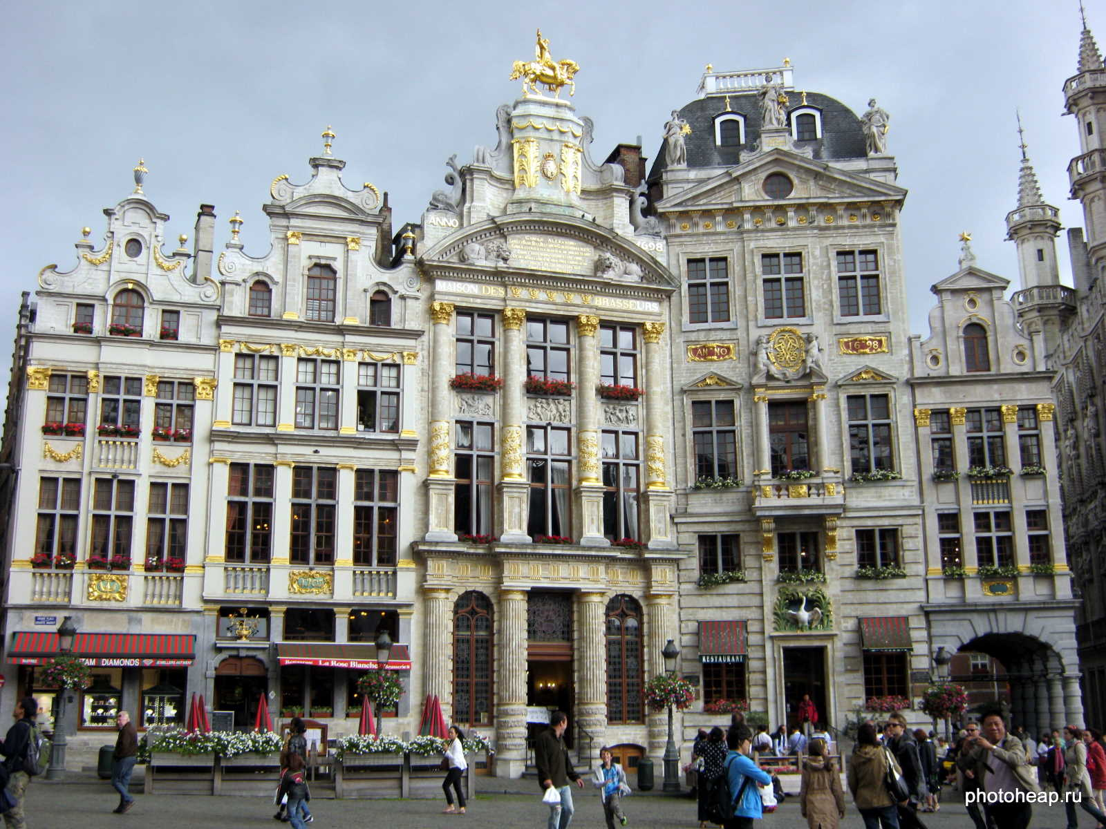 Brussels - Central square