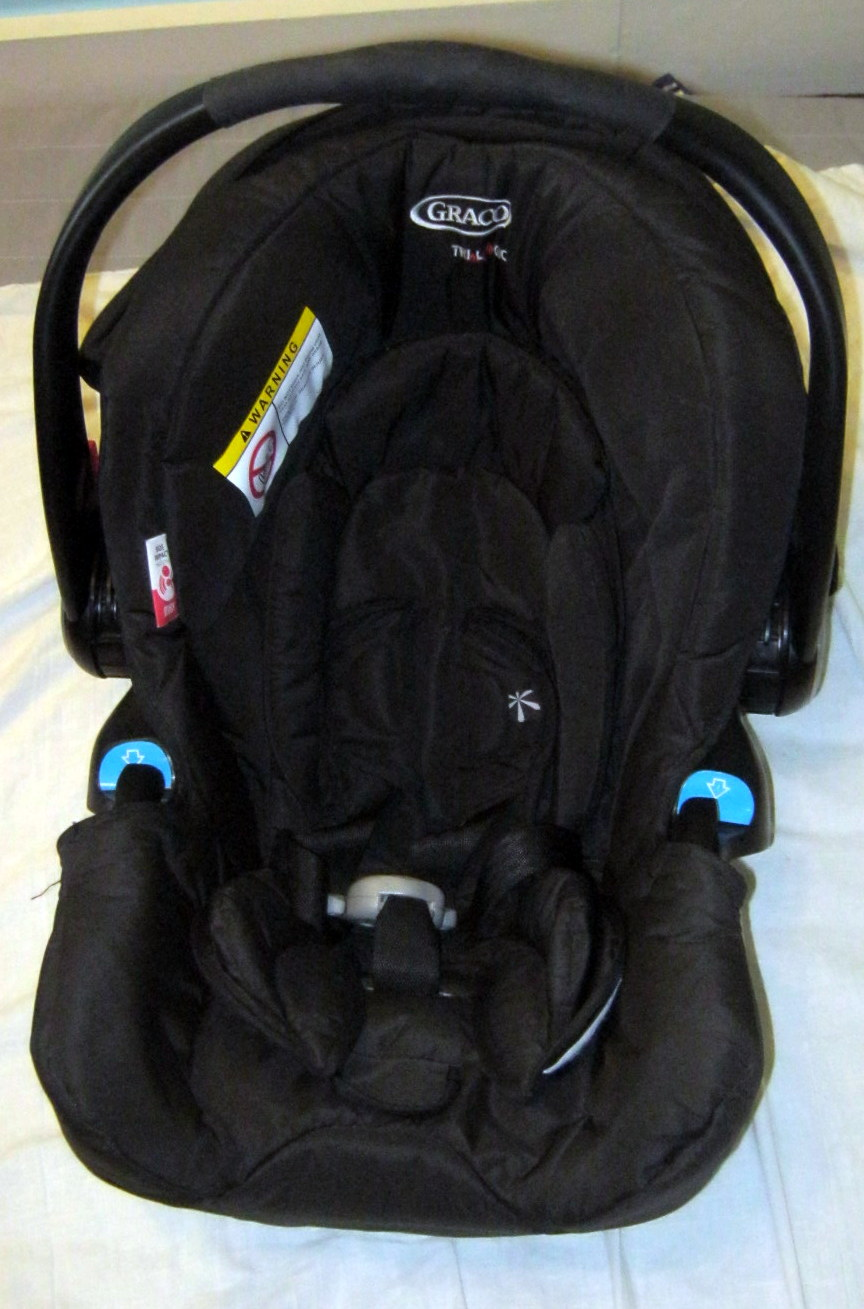 Graco car seat - top