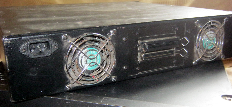 RM35 rear