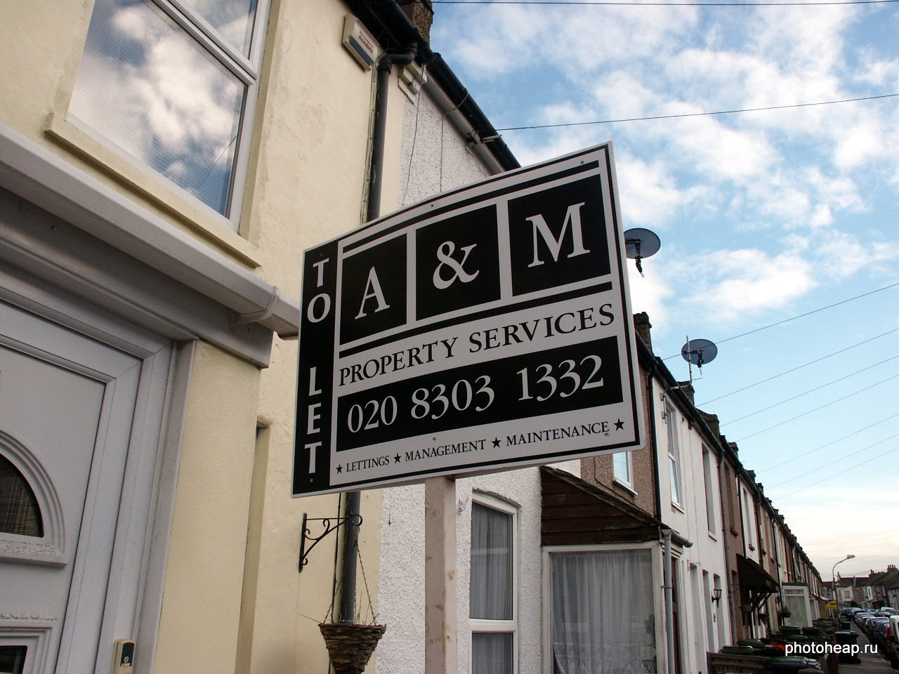 To Let A&M Property Services